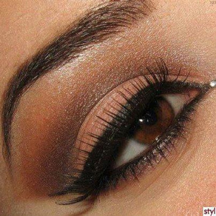 Top 10 Colors For Brown Eyes Makeup Top Inspired