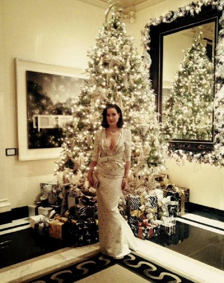 celebrity christmas trees top 10 most adorable christmas trees top inspired 1681