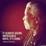 Top 10 Nelson Mandela Quotes  | Top Inspired