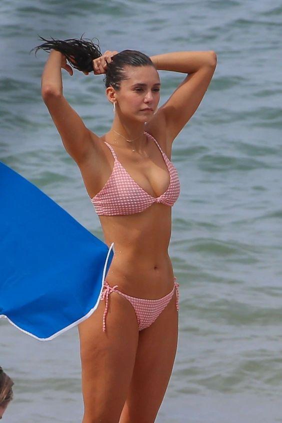 nina-dobrev-in-bikini-