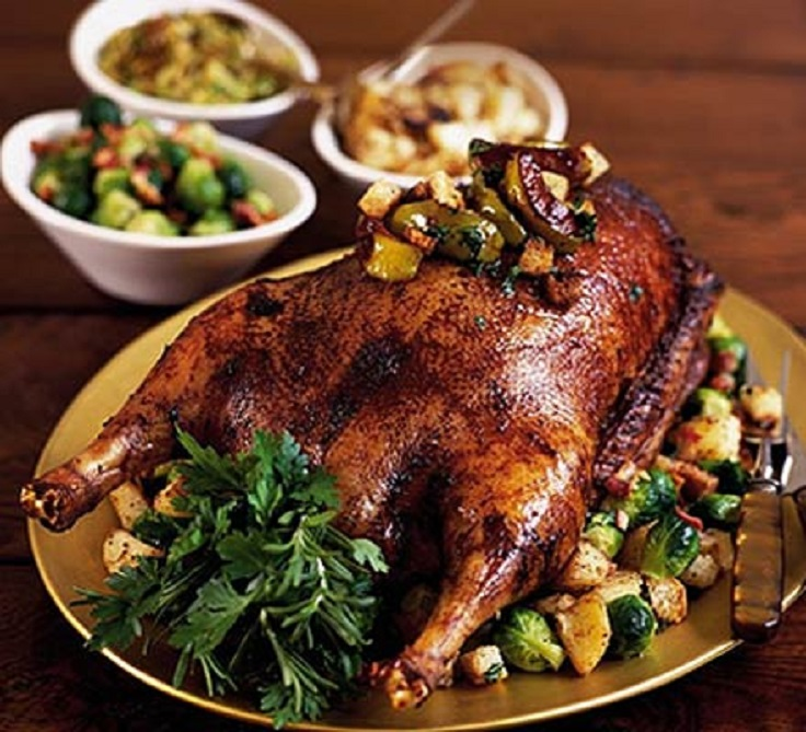 Top 10 Recipes for an Amazing Christmas Dinner - Top Inspired