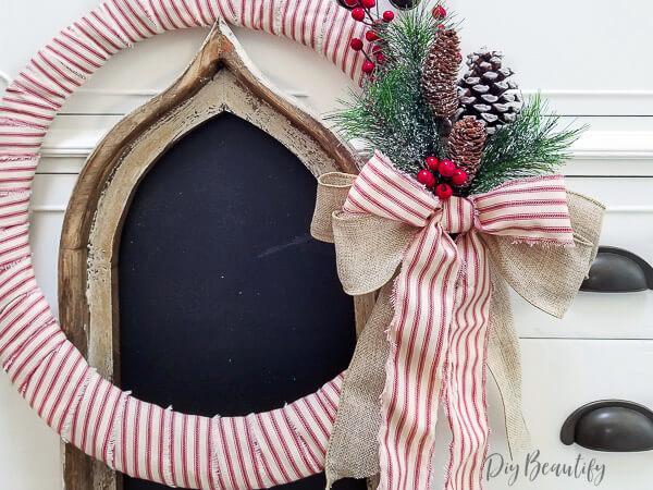 striped-Christmas-wreath-12