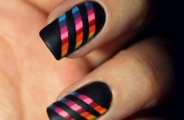 Top 10 Striped Nail Designs | Top Inspired