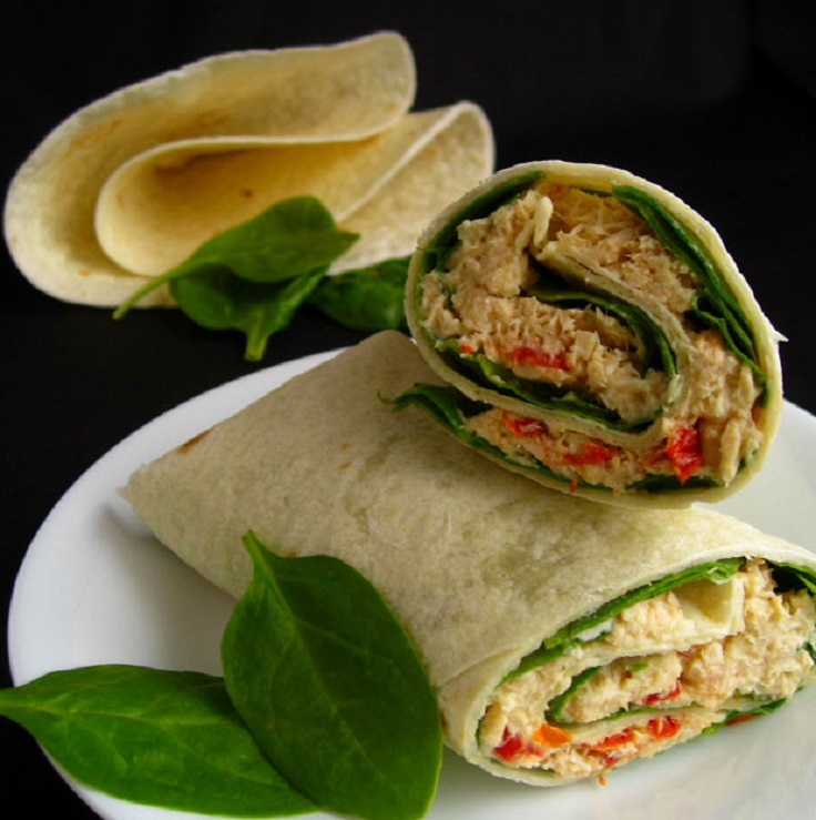 Top 10 Tempting Wrap Recipes
