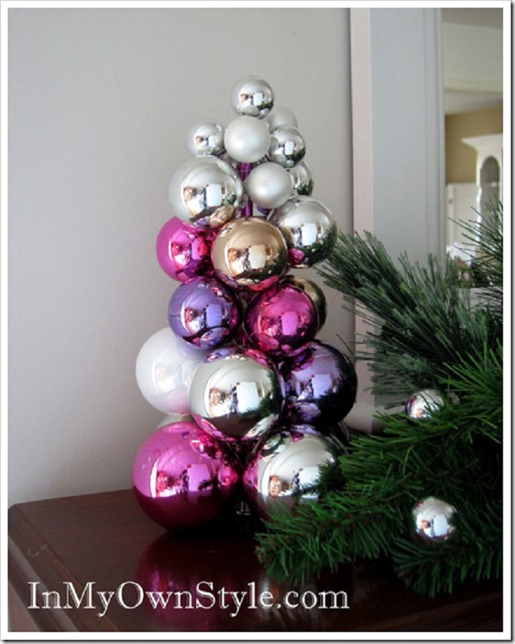 Top 10 Unusual DIY Christmas Tree Ideas