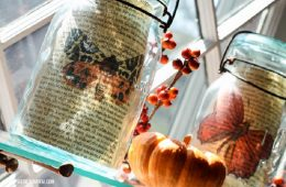 Top 10 DIY Ways to Decorate with Vintage Book Pages   Top Inspired