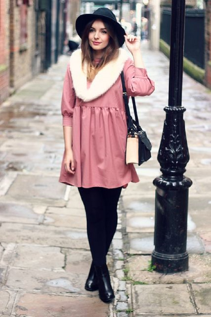 ways-to-wear-baby-pink-in-winter_10