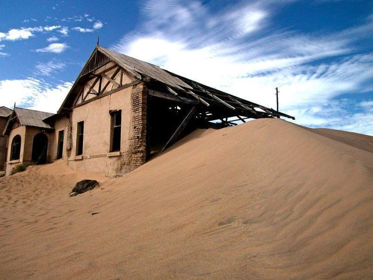 Top 10 Most Famous Abandoned Places On Earth