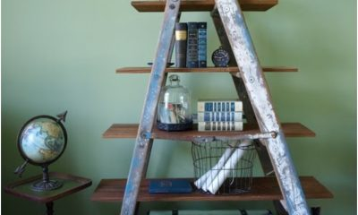 Top 10 Repurposed Old Ladders | Top Inspired