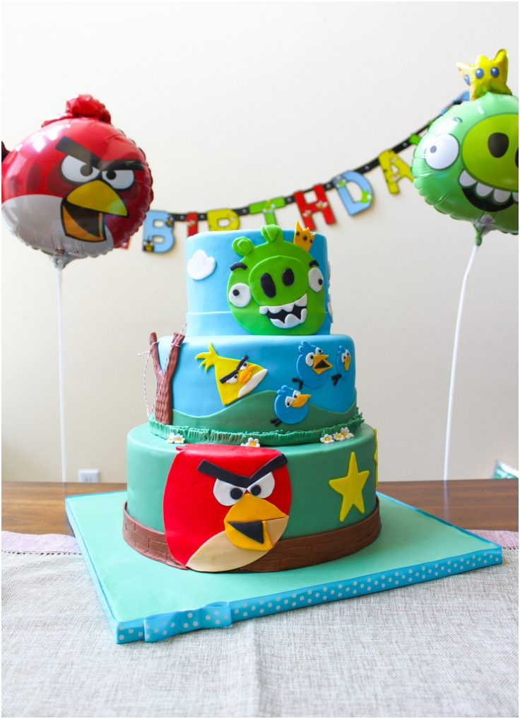 Top 10 ToughLooking Birthday Cakes For Boys Top Inspired