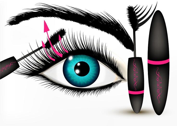 Apply-Mascara-With-Zig-Zag-Motions