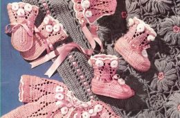 Top 10 Crocheting Patterns for Baby Clothes | Top Inspired