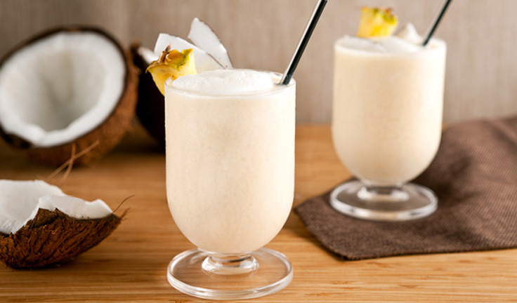 Banana-coconut-smoothie