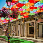Top 10 Most Colorful Places In The World | Top Inspired