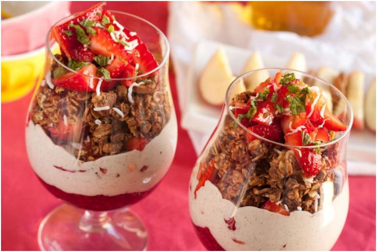 Berries-n-Cream-Parfaits-Homemade-Coconut-Yogurt