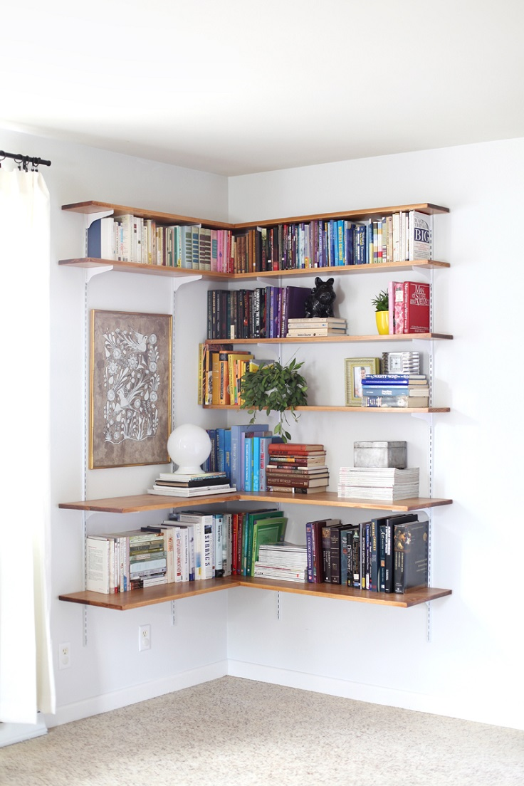 Top 10 Practical DIY Shelves