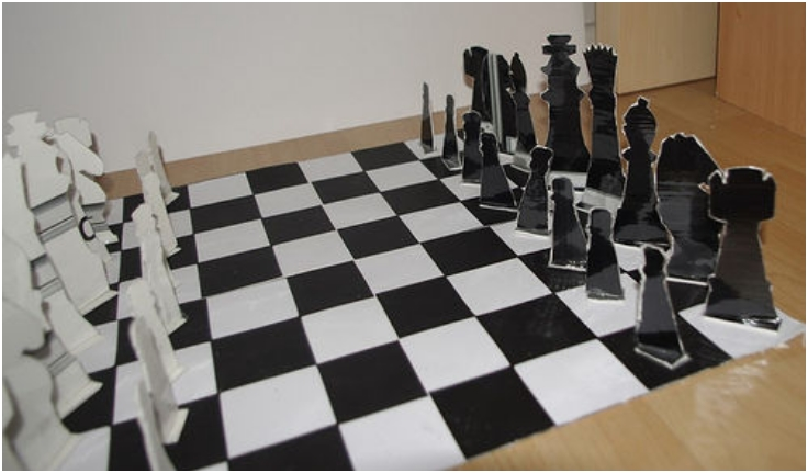 Top 10 Unusual Diy Chess Sets Top Inspired