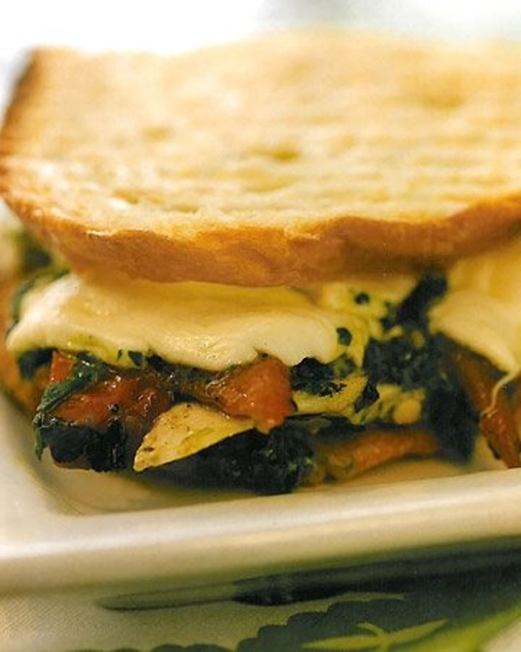Chicken-Breast-with-Roasted-Peppers-and-Mozzarella-Panini