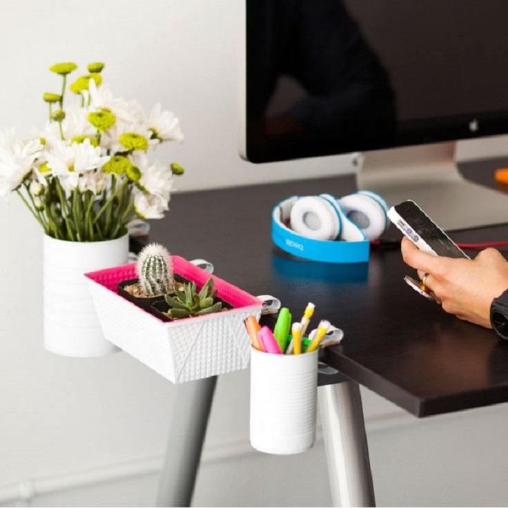 Clip-On-Desk-Organizers