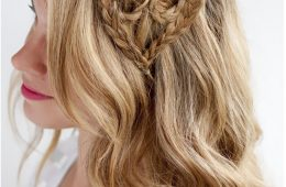 Top 10 Valentine Heart-Shaped Hairstyles | Top Inspired