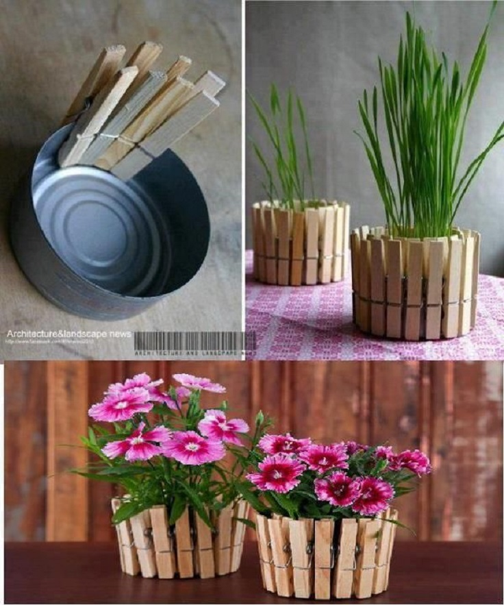 top 10 original diy flower pots top inspired