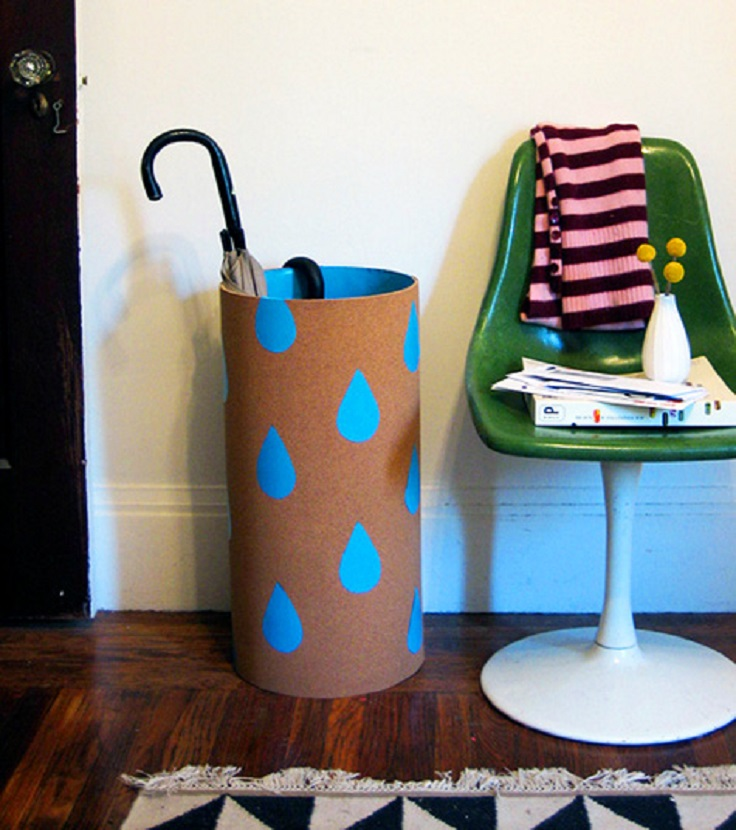 Top 10 Easy Diy Umbrella Stands Top Inspired