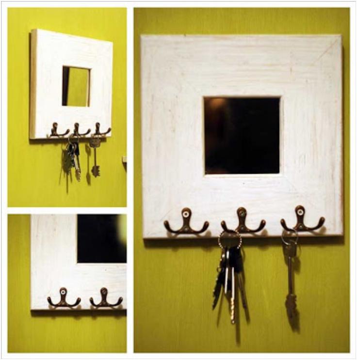 DIY-Mirror-Key-Holder