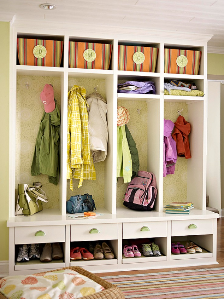 Top 10 Best Diy Ideas For Well Organized Mudroom Top