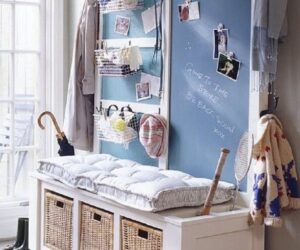 Top 10 Best DIY Ideas for А Well Organized Mudroom