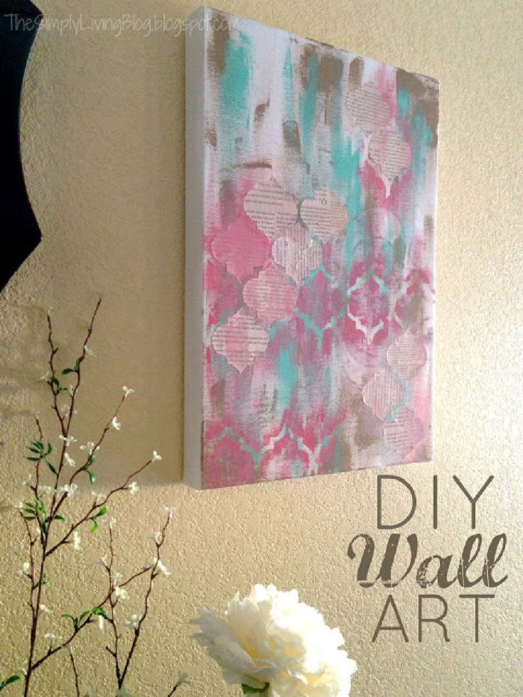 Top 10 best diy paintings top inspired for Diy paint