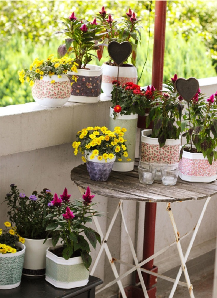DIY-Restyled-Flower-Pots