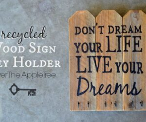 Top 10 Decorative DIY Key Holders