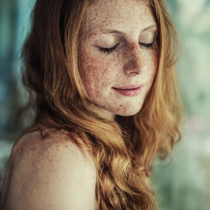 Top 10 Stunning Photos Of Gorgeous Red Haired Women