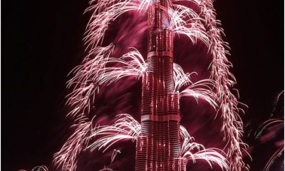 Top 10 New Year's Eve Breathtaking Fireworks of 2014 | Top Inspired