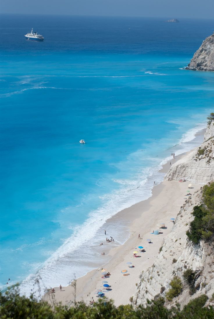 Top 10 Paradise Beaches In Greece