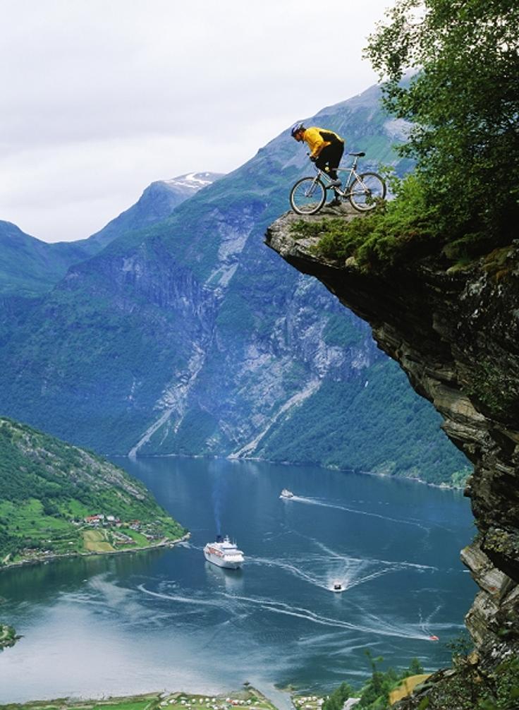 Extreme-Biking