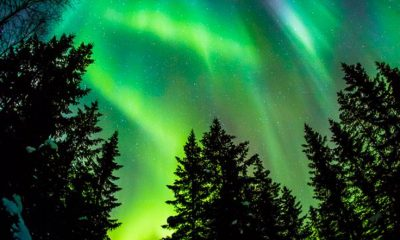 Top 10 Most Stunning Photos Of The Northern Lights   Top Inspired