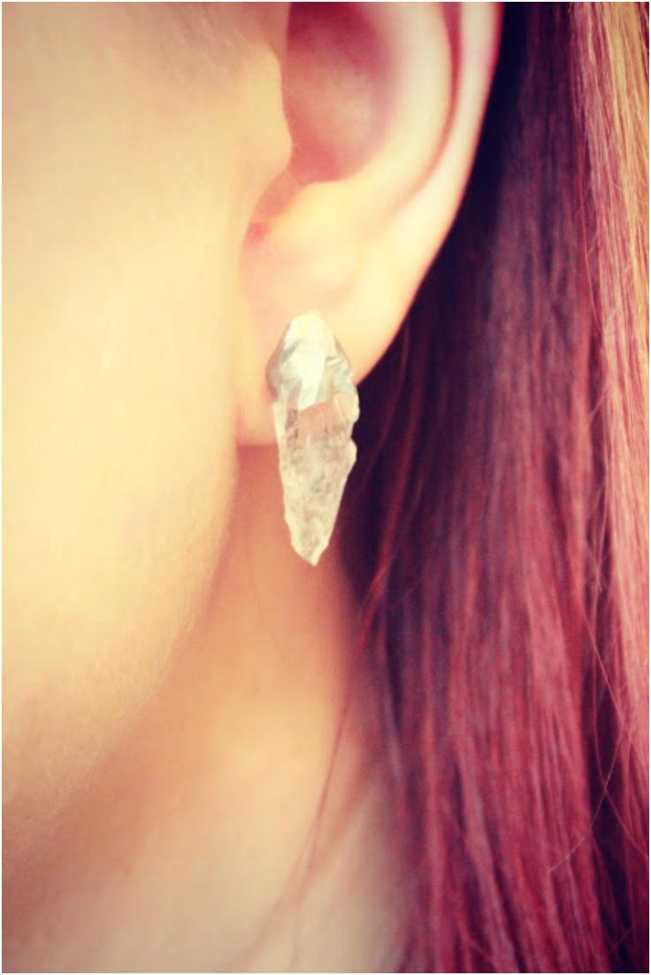 Gem-Earrings