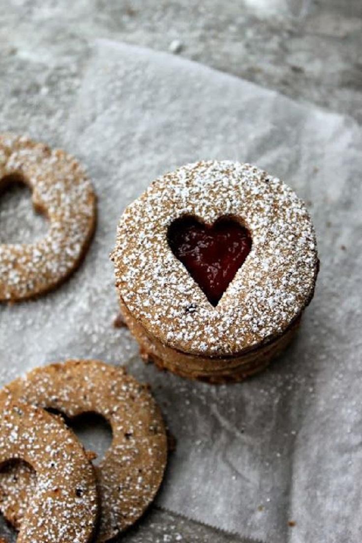 Top 10 Romantic Heart Shaped Cookies