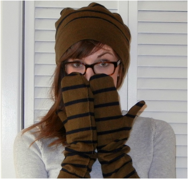 Top 10 Lovely DIY Sewn Winter Hats