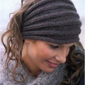 Top 10 Warm DIY Headbands (Free Crochet and Knitting Patterns) | Top Inspired
