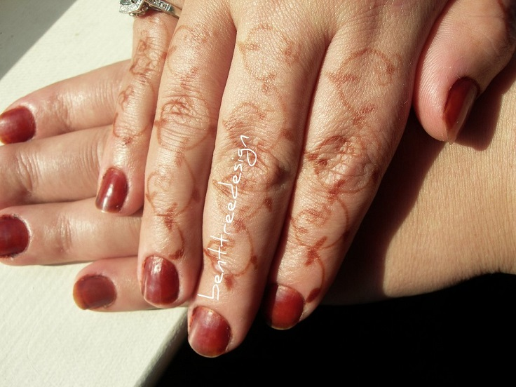 How Make Mehndi For Nails : Top cleopatra beauty secrets