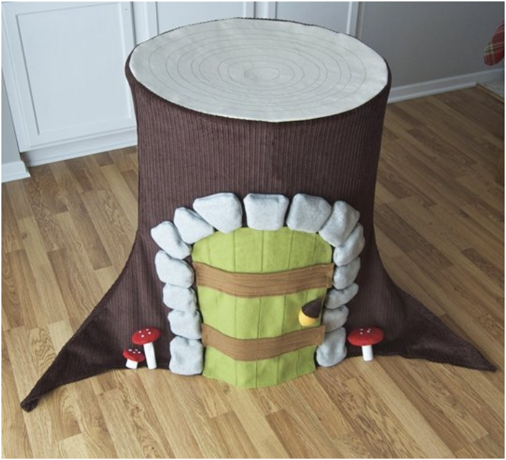 Hula-Hoop-Gnome-Home-Playhouse