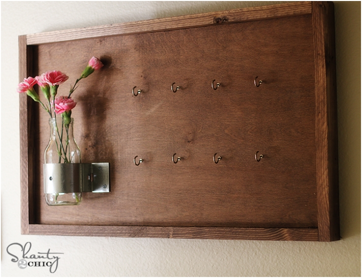 Top 10 Decorative Diy Key Holders Top Inspired
