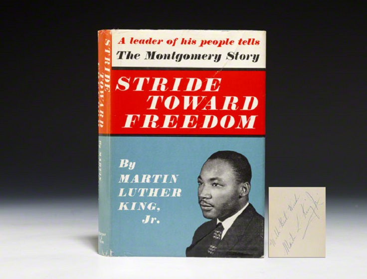 Kings-first-book-Stride-Toward-Freedom-is-published