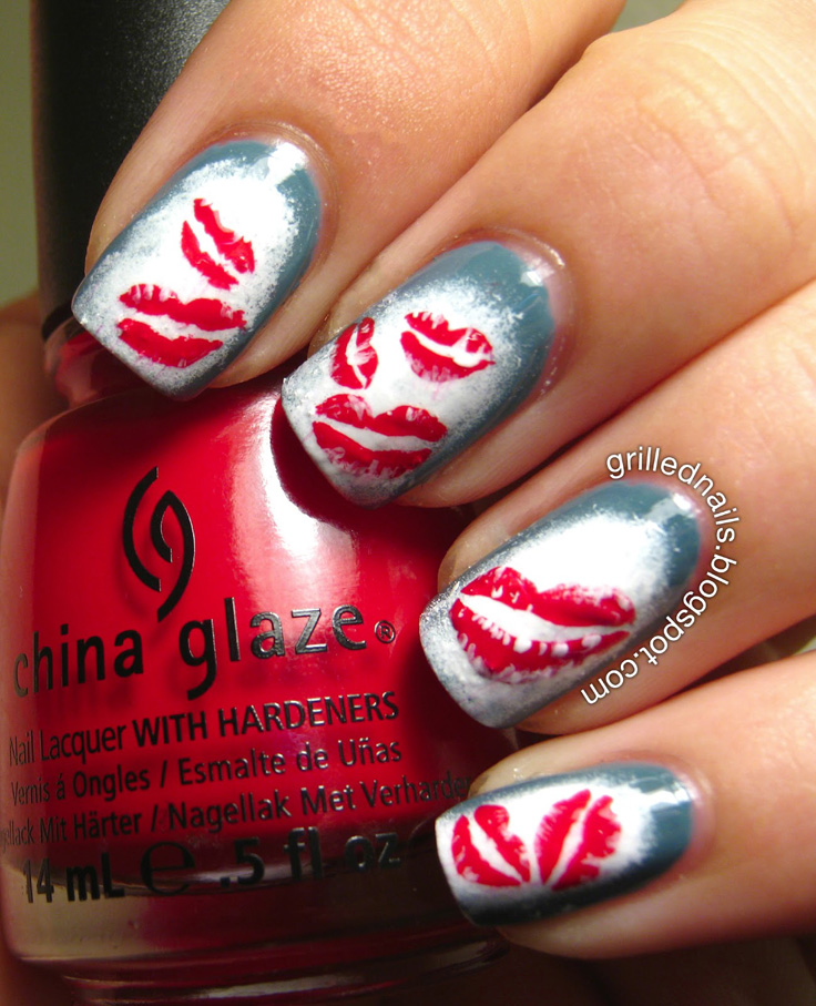Top 10 Valentine's Day Nails