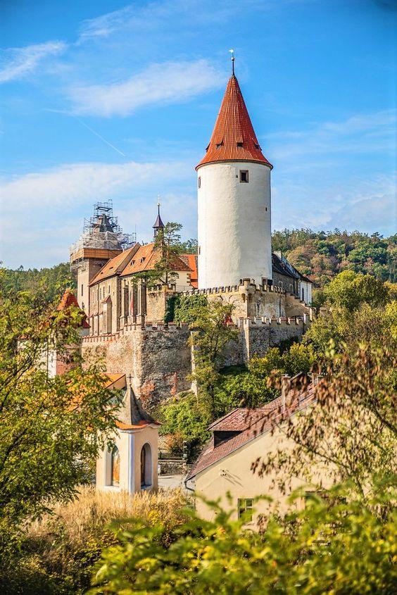 Krivoklat-Castle-Czech-Republic-