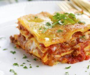 Top 10 Best Lasagna Recipes
