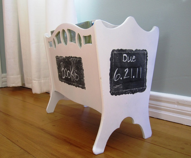 Library-Book-Box-with-Chalkboard-Due-Date