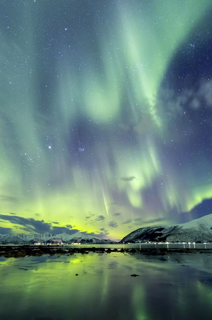 Top 10 Most Stunning Photos Of The Northern Lights - Top ...